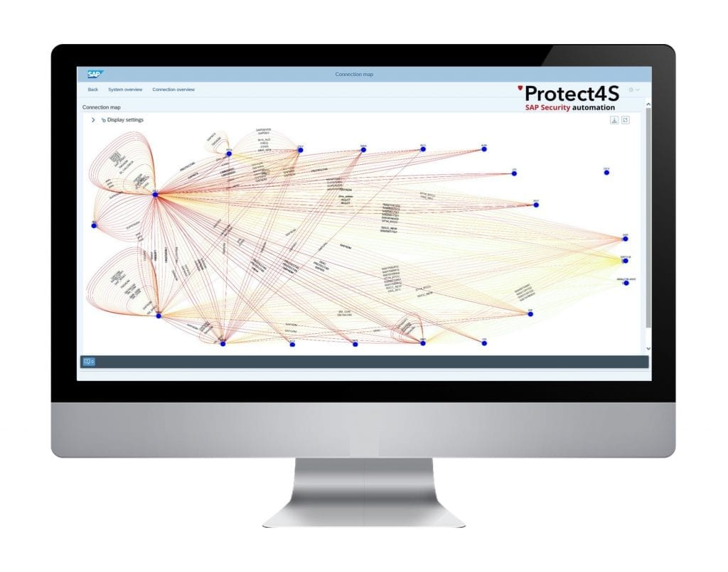 image - Introducing the new Protect4S Connection Map: How To Secure Connections Between SAP Systems