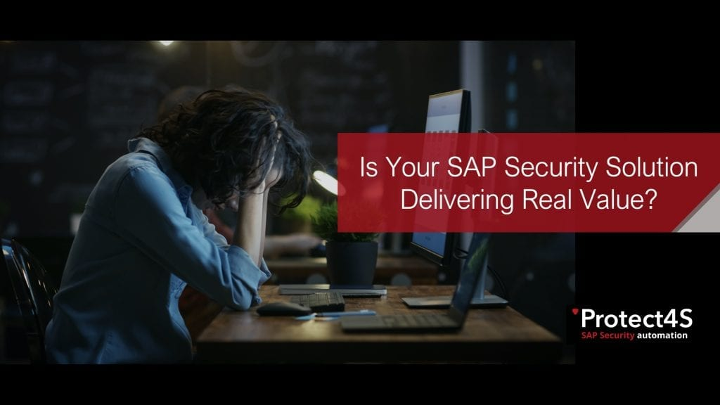 SAP Security Solution