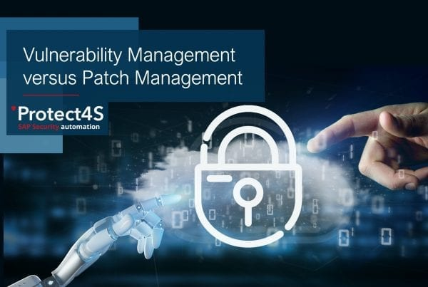 Protect4S, Vulnerability Management, Patch Management