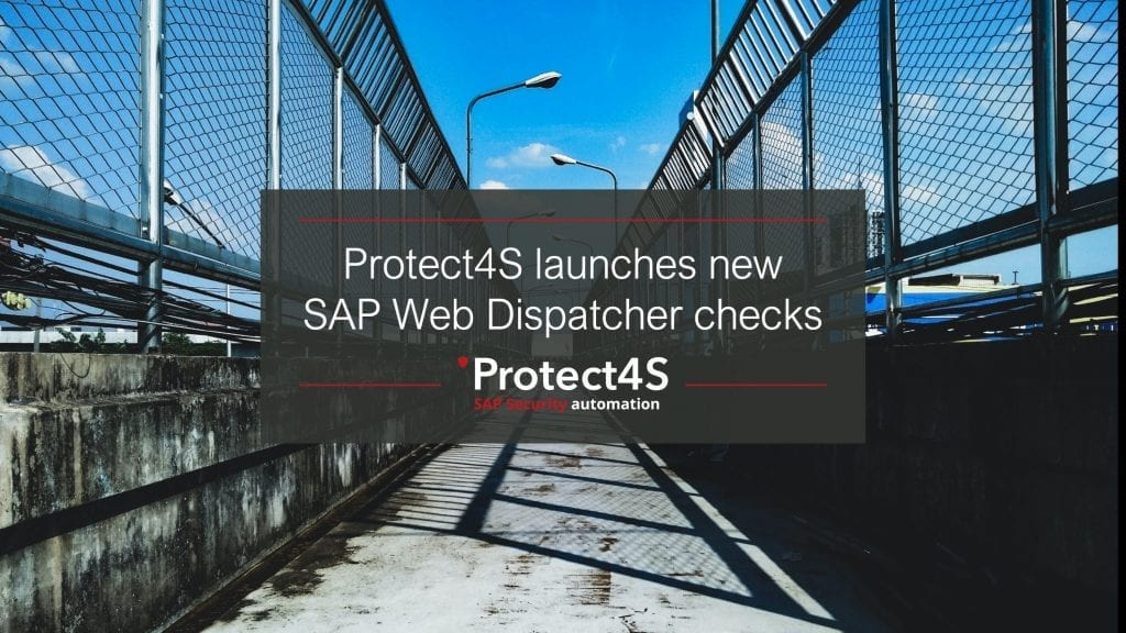 SAP Web Dispatcher, DMZ