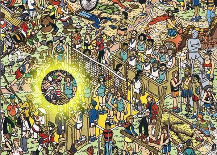image - Where's Wily? – And why it is important to look broader