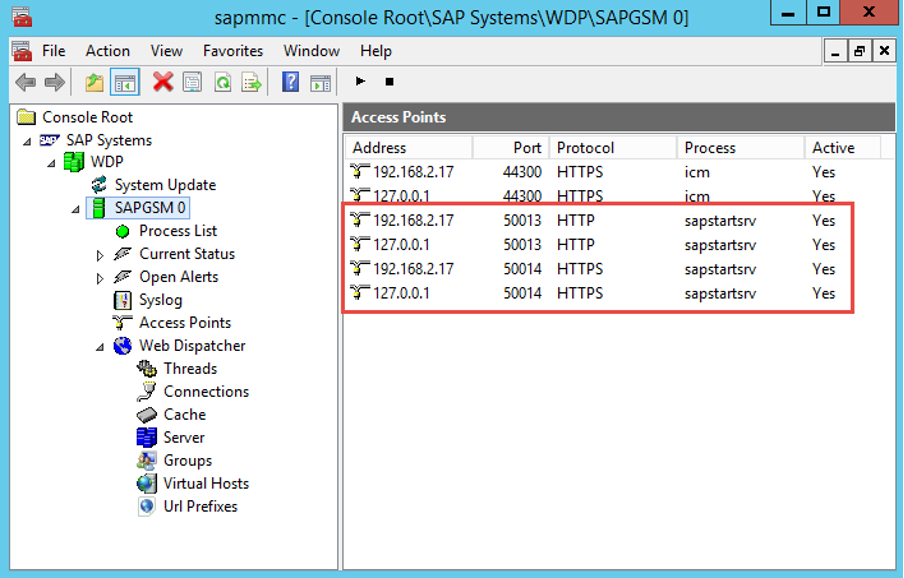 image - Protect4S launches new SAP Web Dispatcher checks