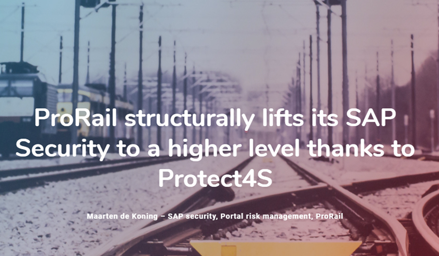 ProRail, SAP Security, Protect4S