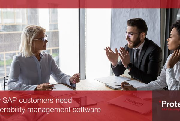 vulnerability management software