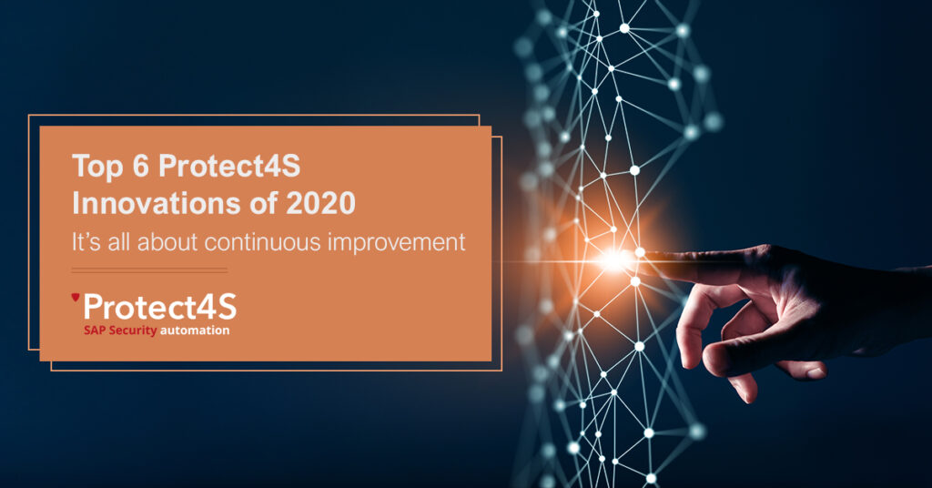 Protect4S Innovations 2020