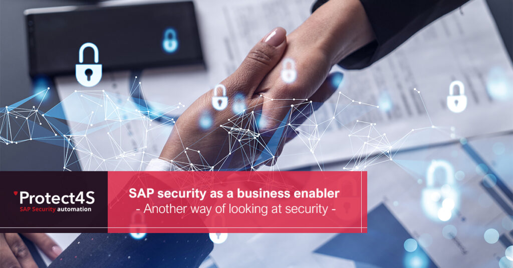 SAP security as a business enabler-cybersecurity